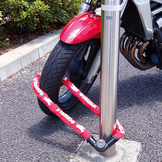 盗まれてからじゃ遅い!バイクの盗難対策についてまとめてみましたのサムネイル画像