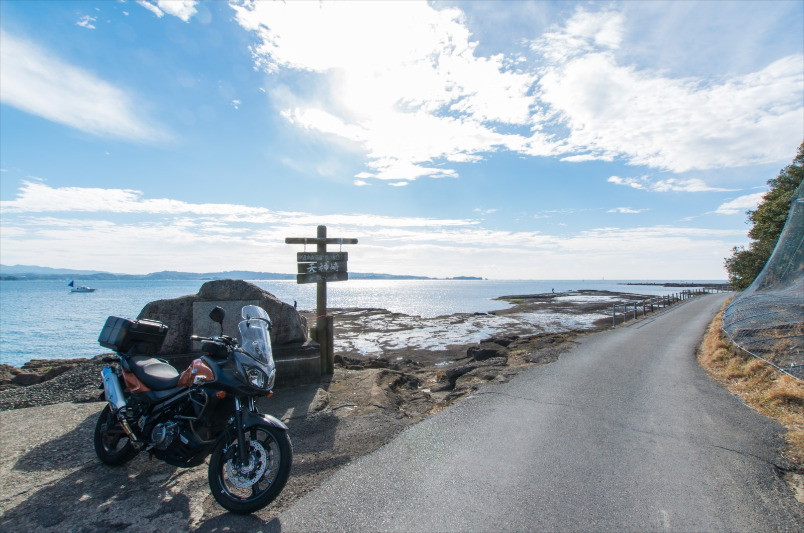 夏のバイクライフも、一応あった方が良いですよ!夏用バイクグローブのサムネイル画像