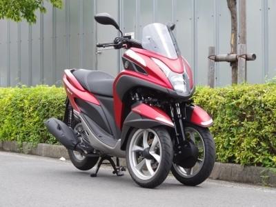 三輪バイクは二輪車の免許で乗れるの?それとも普通免許が必要なの?のサムネイル画像