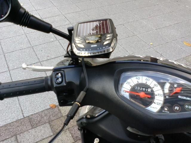バイクライダーも持ったほうがいい?バイクレーダー探知機の必要性のサムネイル画像
