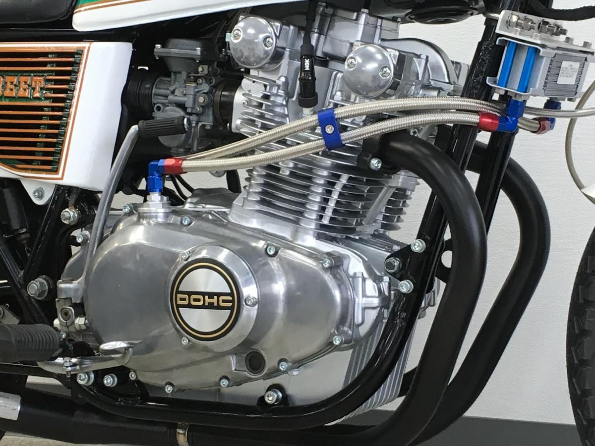 あなたのバイク、長く乗るためにはオーバーホールが絶対必要です!のサムネイル画像