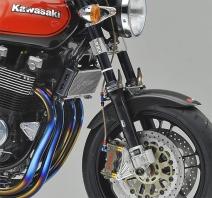 バイクの足腰、フロントフォークについて知っておいてほしいことのサムネイル画像