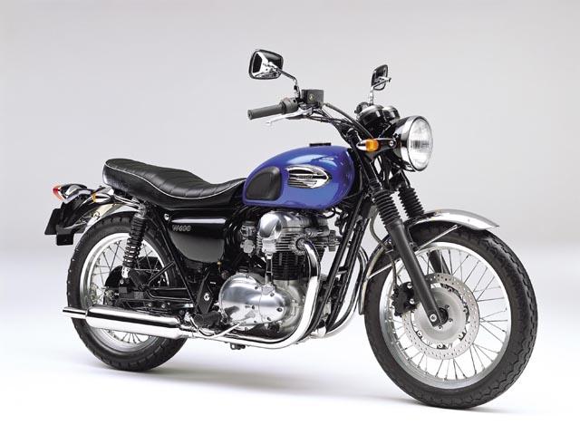 カワサキW400を中古で購入する方必見!中古W400の基礎知識まとめのサムネイル画像