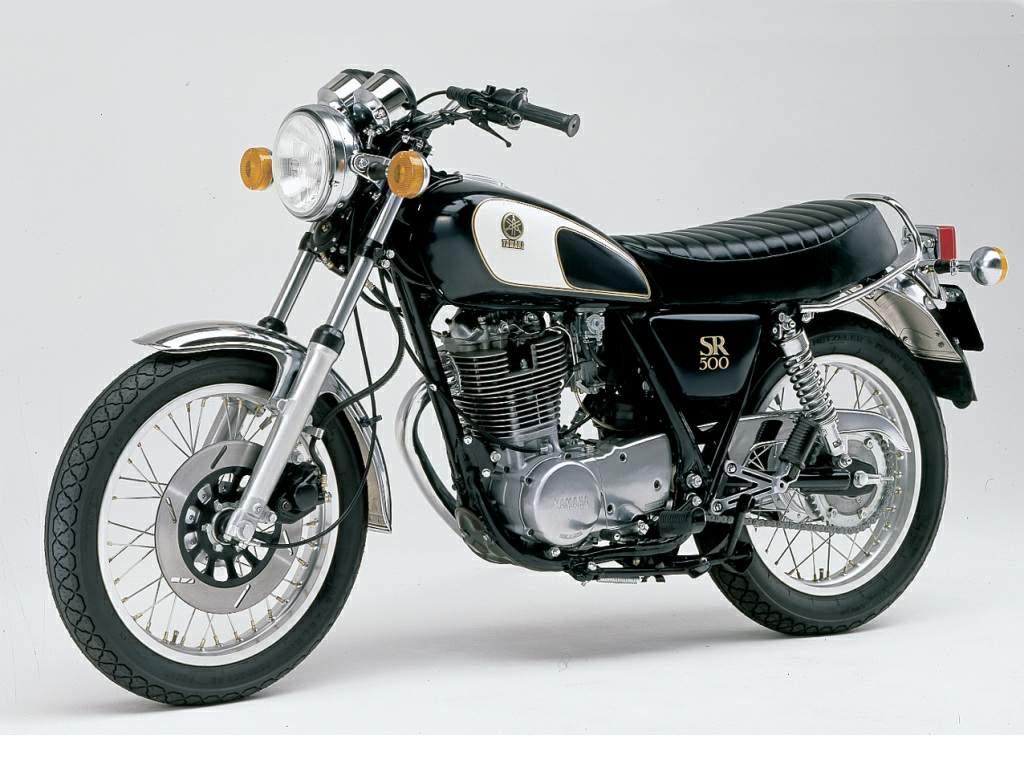 オートバイの原型!!ヤマハSR500を中古で購入するための基礎知識のサムネイル画像