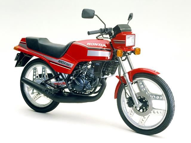 デザイン、性能ともに優れたホンダのMBX50!中古MBX50の基礎知識!のサムネイル画像