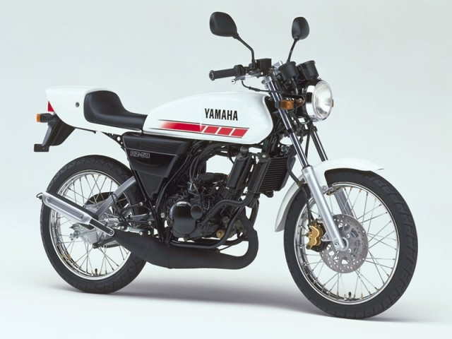 ヤマハRZ50を中古で購入する方必見!中古RZ50の基礎知識まとめのサムネイル画像