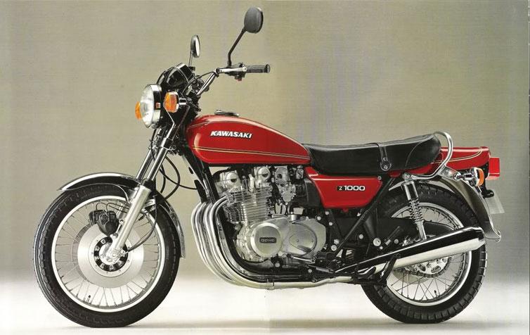 カワサキZ1000を中古で購入する方必見!中古Z1000の基礎知識まとめのサムネイル画像