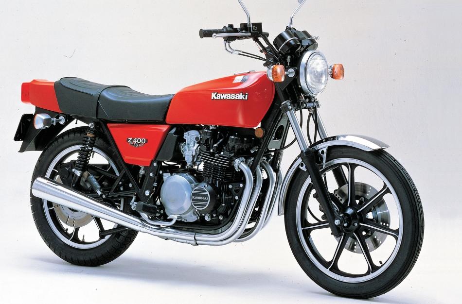 大人気カワサキZ400FXを中古で購入する方必見中古の基礎知識まとめのサムネイル画像