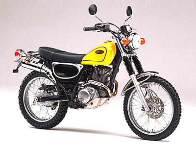 ノスタルジックオートバイ・ヤマハ「ブロンコ」をチェック!のサムネイル画像