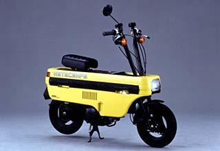 何コレ、バイクなの?不思議な乗り物ホンダ モトコンポの秘密!のサムネイル画像
