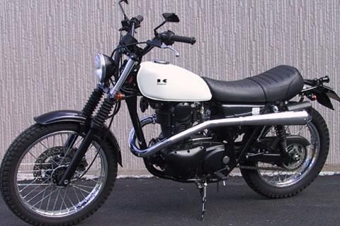 カワサキの250TRってどんなバイクなのでしょうか?その魅力とは?のサムネイル画像