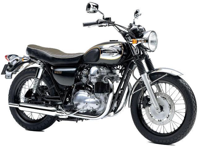 美しいモーターサイクルを夢見て!カワサキ W650の全てを徹底調査!のサムネイル画像