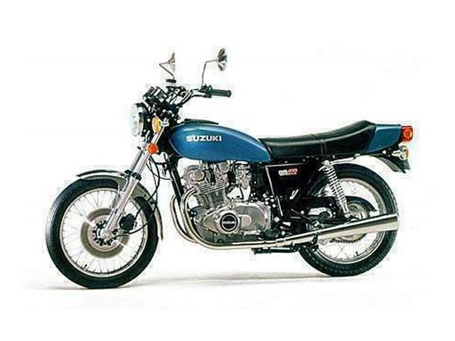 旧車好きに大人気!!旧車の王様スズキの「GS400」をCHECK!!のサムネイル画像