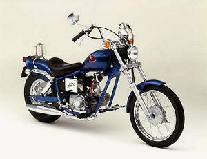 オシャレでアメリカンな感じの人気のバイク!ホンダのジャズをCHECKのサムネイル画像