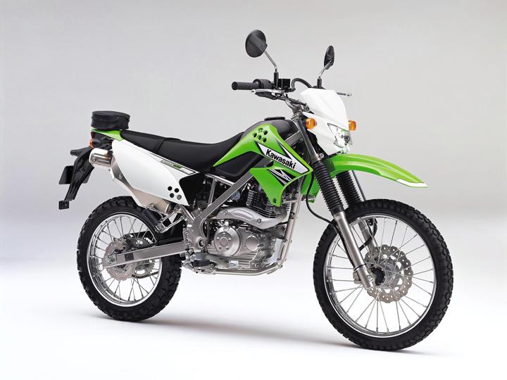 軽量コンパクトのオフロードバイク、カワサキ・KLX125を紹介のサムネイル画像