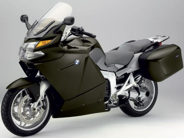 ツアラー装備満載の超高速クルーザー!BMW K1200GTをチェックのサムネイル画像