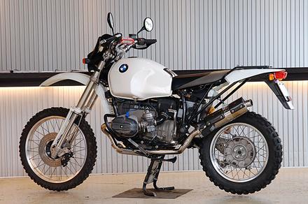 世界的に長く愛されているモデル!!BMW R100GSについて徹底調査のサムネイル画像