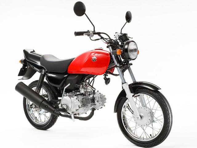 小排気量かつ軽量小型!スズキ GS50を中古で購入するための基礎知識のサムネイル画像