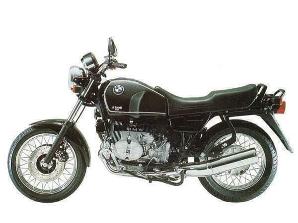 高級車でカッコイイ大人に人気のバイク!BMWのR100RをCHECK!のサムネイル画像