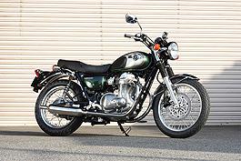良質かつシンプル!カワサキ W400を中古で購入するための基礎知識!のサムネイル画像