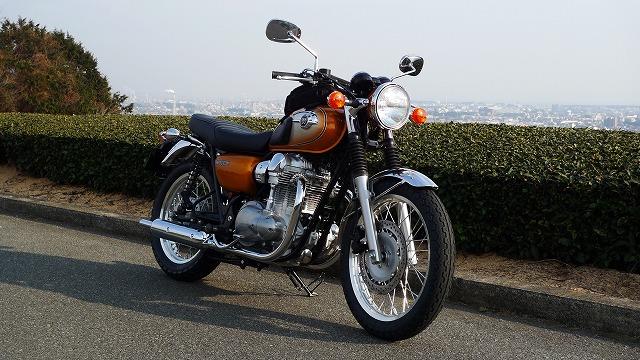 美しさを追求したエンジン!カワサキ W800を中古購入する為の知識!のサムネイル画像