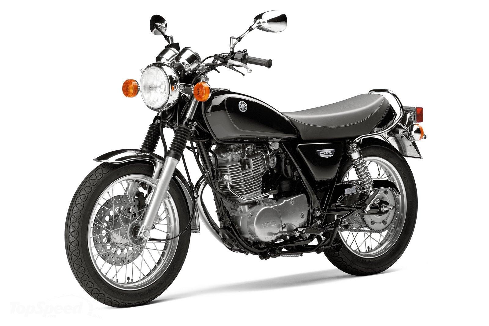 根強い人気を誇るヤマハSR400!燃費についてまとめてみました!のサムネイル画像