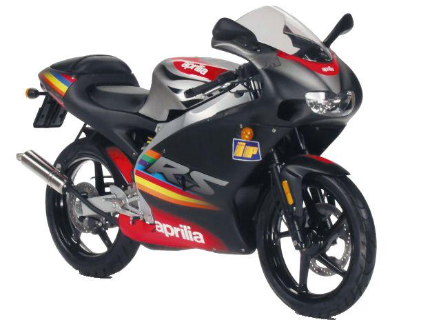 ライダーに大人気!アプリリアの一押しバイク「RS50」をCHECK!!のサムネイル画像