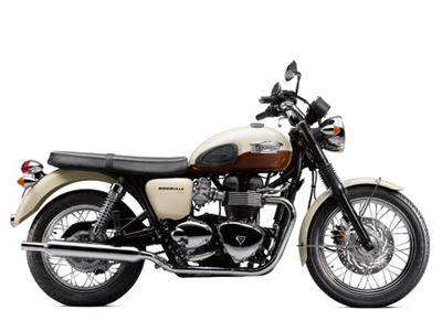 カッコよくて人気のバイク!トライアンフのボンネビルT100をCHECK!のサムネイル画像
