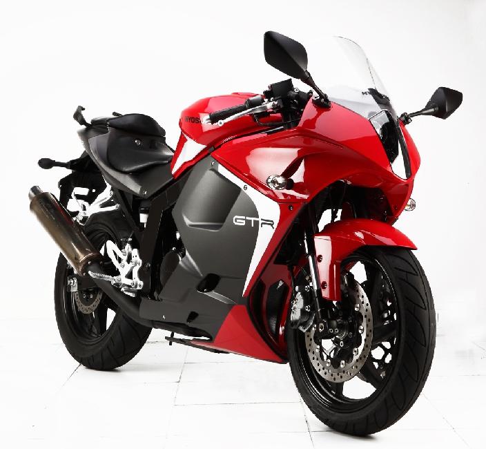 ライダーに大人気!アプリリアの一押しバイク!GT250RをCHECK!!のサムネイル画像