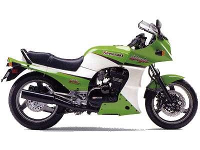 あこがれのバイクニンジャ!カワサキGPZ900Rをカスタムしてみよう!のサムネイル画像