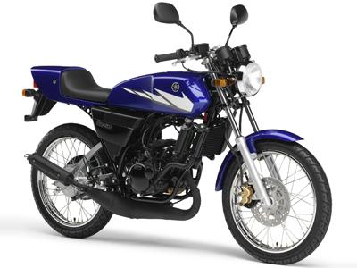 原付スポーツバイク!ヤマハRZ50。自分好みにカスタムしてみよう!のサムネイル画像