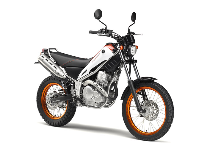 インプレから見る、気軽に楽しめるバイク YAMAHA トリッカーのまとめのサムネイル画像