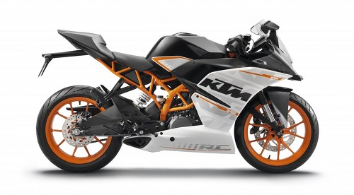 KTMジャパンの放つスポーツマシーンへの挑戦状!それがRC390!!のサムネイル画像