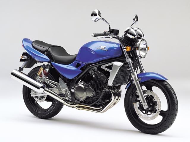 硬派のネイキッドバイク!バリオス2をかっこよくカスタムしてみようのサムネイル画像