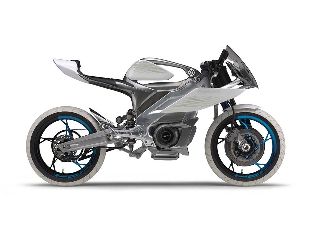 EVの未来を感じる! エレクトリック・ロードスポーツヤマハ PES2!のサムネイル画像