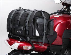 バッグからケースまでいろいろ!バイクの荷物運びはどれがいい?の画像