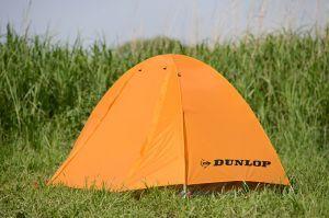 一度はやってみたいキャンプツーリング!オススメのバイク用テントの画像